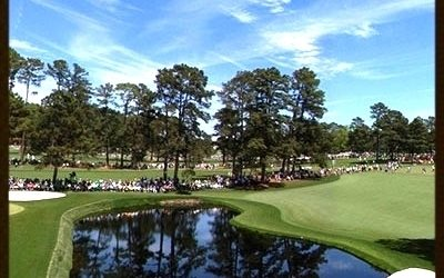 The Masters Tournament Contest 2015
