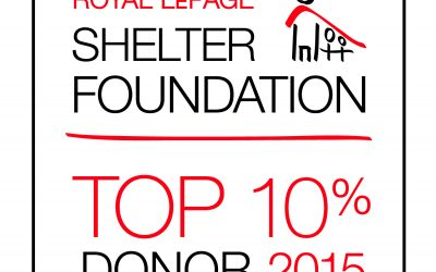Shelter Foundation Top Donor