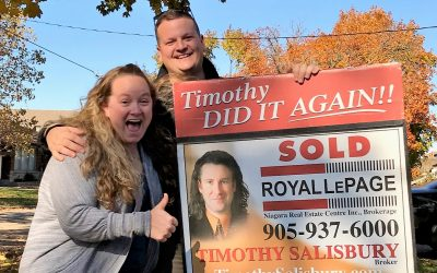 I would buy and sell all my homes with Tim and his team!