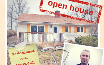 Open House, Sunday April 22