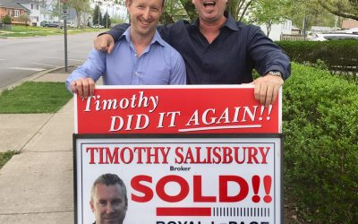"""I highly recommend the Salisbury Team to any buyer or seller!"""