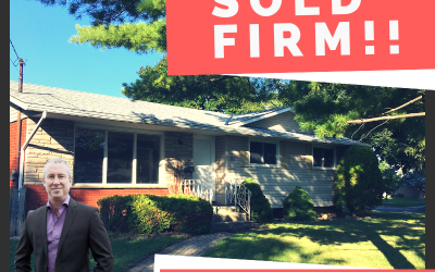 116 Leaside Drive is sold firm!