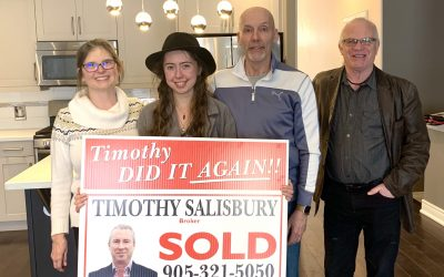 """""""We would definitely recommend Jim and the Salisbury Team!"""""""