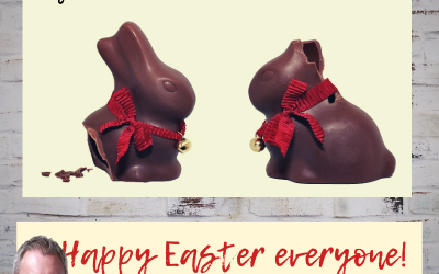 Happy Easter everyone! have a great long weekend!