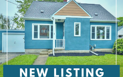 Just listed: 1 Maplewood Drive, At. Catharines