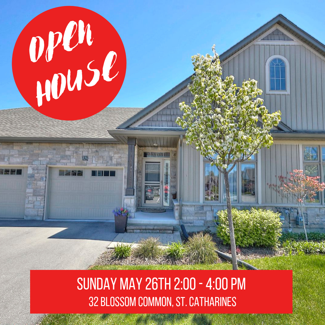 OPEN HOUSE at 32 Blossom Common, Sunday May 26th, 2:00 – 4:00 PM