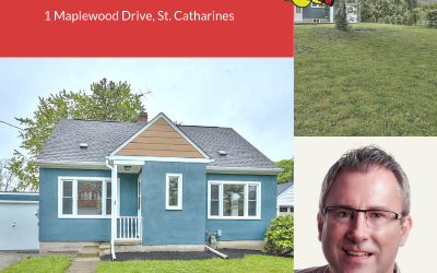 1 Maplewood Drive is SOLD FIRM!
