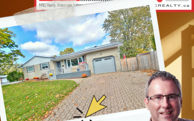 JUST LISTED: 4 Woodington Place, Welland