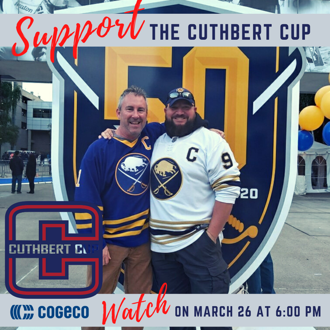 Watch us on Cogeco on March 26!