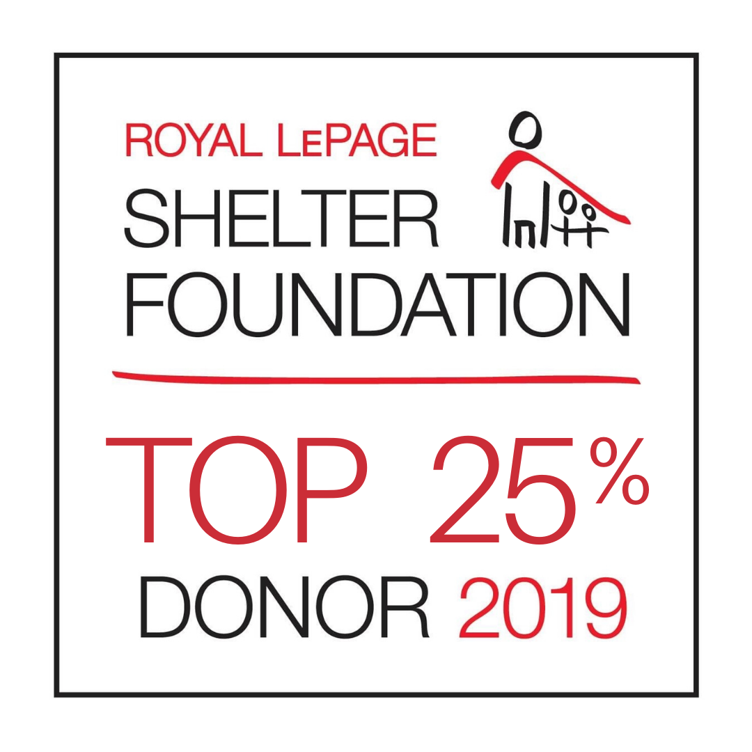 Royal LePage Shelter Foundation - Timothy Salisbury