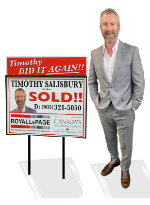 Timothy Salisbury - St Catharines Real Estate
