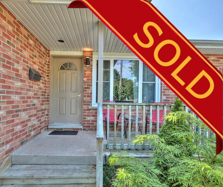 St. Catharines, L2M 2R1, 3 Bedrooms Bedrooms, ,1 BathroomBathrooms,Semi-detached,Sold,490B Linwell Road,1008