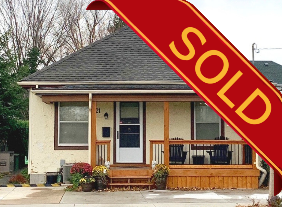 St. Catharines, L2S 2M2, 2 Bedrooms Bedrooms, ,1 BathroomBathrooms,Detached,Sold,21 McDonald Street,1017