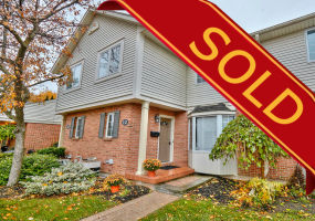 St. Catharines, L2S 3B9, 4 Bedrooms Bedrooms, ,2.1 BathroomsBathrooms,Townhome,Sold,#12-275 Pelham Road,1018