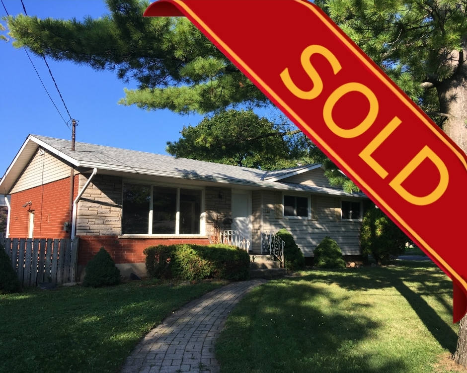 St. Catharines, L2M 4H1, 3 Bedrooms Bedrooms, ,1 BathroomBathrooms,Detached,Sold,116 Leaside Drive,1022