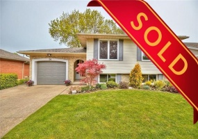 St. Catharines, L2N 7E5, 4 Bedrooms Bedrooms, ,2 BathroomsBathrooms,Detached,Sold,26 Cole Farm Boulevard,1030