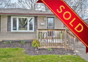 St. Catharines, L2M 2N4, 3 Bedrooms Bedrooms, ,2 BathroomsBathrooms,Semi-detached,Sold,33 Louis Avenue,1032