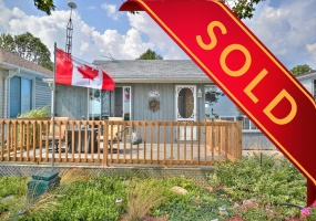 Rainham, N0A 1P0, 2 Bedrooms Bedrooms, ,1 BathroomBathrooms,Detached,Sold,1229 Lakeshore Rd,1044