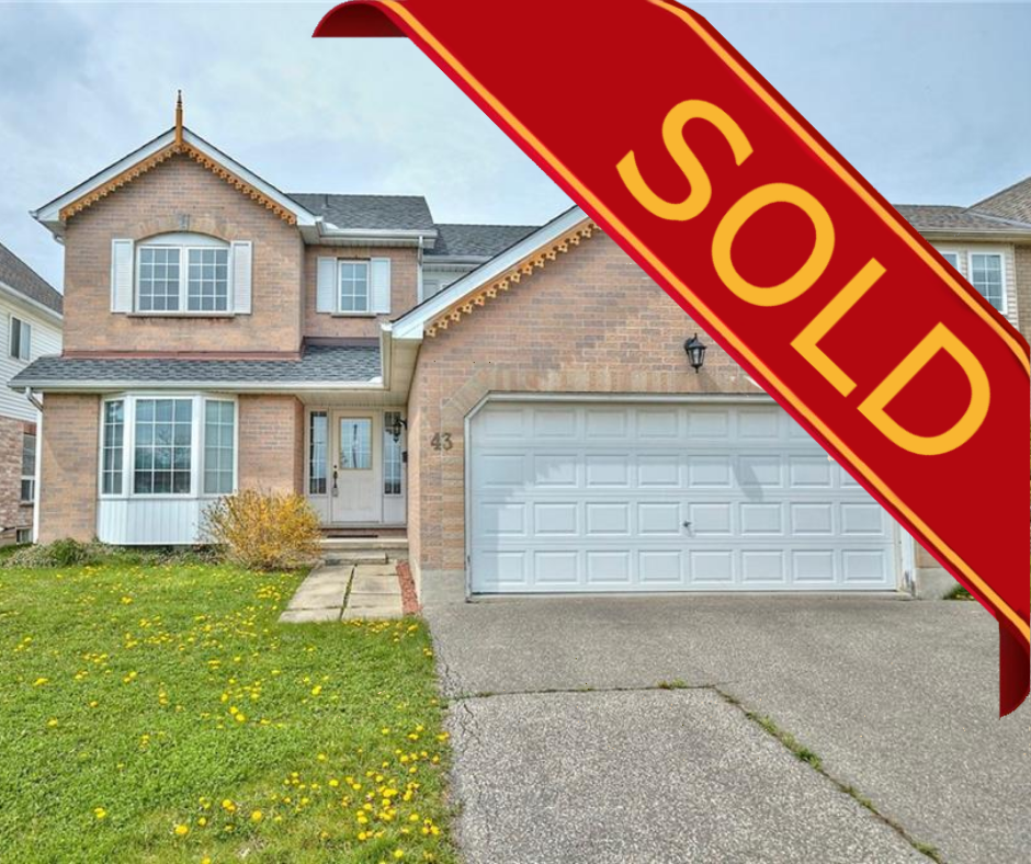 St. Catharines, L2S 3W7, 3 Bedrooms Bedrooms, ,2 BathroomsBathrooms,Detached,Sold,43 Westland Street,1051