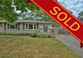 St. Catharines, L2M 2N4, 3 Bedrooms Bedrooms, ,2 BathroomsBathrooms,Semi-detached,Sold,33 Louis Avenue,1055