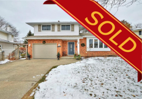 St. Catharines, L2N 7B6, 3 Bedrooms Bedrooms, ,2 BathroomsBathrooms,Detached,Sold,17 Pioneer Court,1000