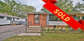 St. Catharines, L2M 2N4, 3 Bedrooms Bedrooms, ,1 BathroomBathrooms,Semi-detached,Sold,39 Louis Avenue,1065