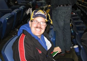 A Thank You from the Winner of the Buffalo Sabre Hockey Tickets